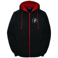 North Country Cheviot Sheep Society Zip Through Hoodie