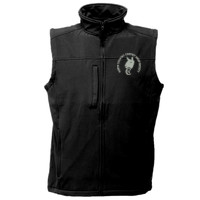 North Country Cheviots soft shell bodywarmer