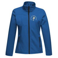 North Country Cheviot Sheep Society ladies soft shell Jacket