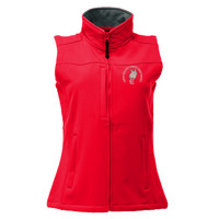 North Country Cheviots ladies soft shell bodywarmer